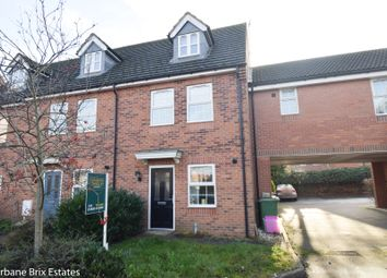 Thumbnail 3 bed town house for sale in Dunmore Road, Market Harborough