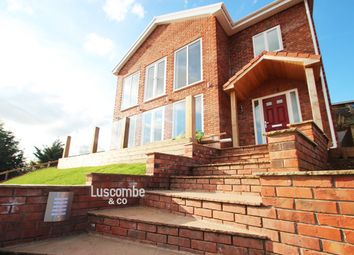 Thumbnail 4 bed detached house to rent in Lodge Road, Caerleon