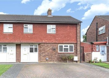 Thumbnail 3 bed semi-detached house for sale in Dunmore, Guildford, Surrey