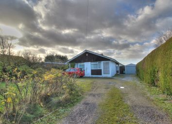 Thumbnail 2 bed bungalow for sale in Dicktrod Lane, Skinburness, Wigton