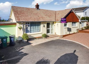 Thumbnail 3 bed detached bungalow for sale in Fern Park, Ilfracombe