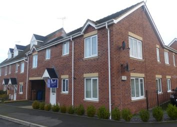 Thumbnail 1 bed flat to rent in Saffron Street, Forest Town, Mansfield