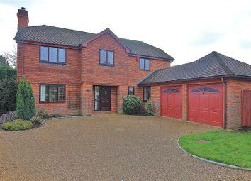 5 bed detached house for sale in Bisley, Woking, Surrey GU24