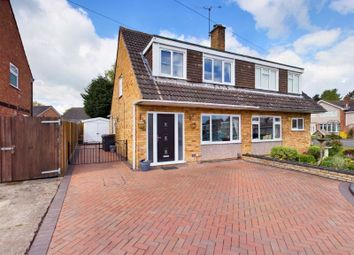 Thumbnail 3 bed semi-detached house for sale in Beech Close, Wellington, Telford, Shropshire.