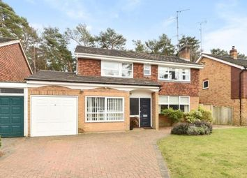 Thumbnail 4 bed detached house to rent in Heathpark Drive, Windlesham