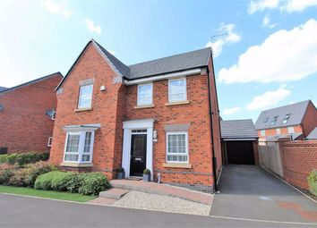 Thumbnail 4 bed detached house for sale in Brick Kiln Way, Baggeridge Village, Sedgley