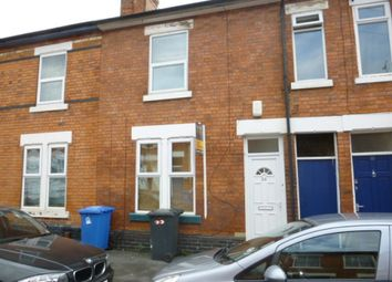 Thumbnail 4 bed terraced house to rent in Redshaw Street, Derby