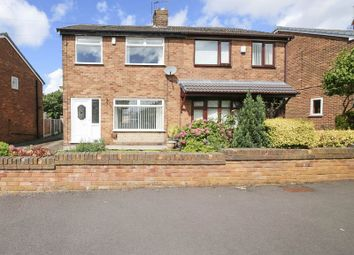 Thumbnail 3 bed semi-detached house for sale in Ingram Street, Springfield, Wigan