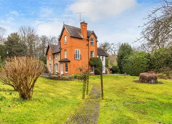 Thumbnail 7 bed detached house for sale in Deepcut, Camberley, Surrey