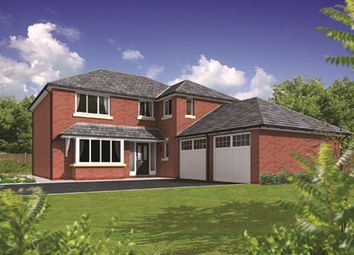 Thumbnail 4 bedroom detached house for sale in Stephenson, Marton Meadows, Cropper Road, Blackpool