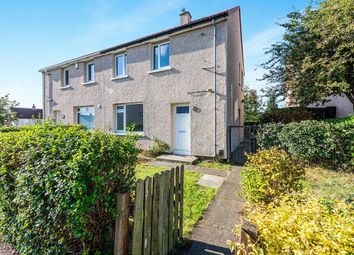 Thumbnail 2 bed semi-detached house for sale in Campsie Crescent, Kirkcaldy, Fife
