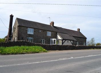 Thumbnail 5 bed detached house for sale in Ellastone Road, Cauldon Low, Stoke-On-Trent