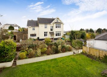Thumbnail 4 bed semi-detached house for sale in Knowles Hill Road, Newton Abbot