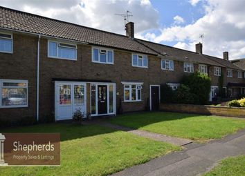 Thumbnail 3 bedroom terraced house to rent in Cunningham Road, Cheshunt, Hertfordshire