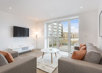 Thumbnail 2 bed flat to rent in Admiralty House, London Dock, Wapping