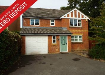 Thumbnail 4 bed property to rent in Stag Way, Fareham