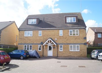 Thumbnail 1 bed flat for sale in Symonds Court, Waltham Cross