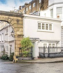 Thumbnail 2 bed mews house for sale in Cornwall Mews South, London