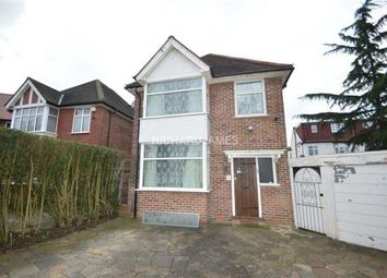 Thumbnail 4 bed detached house to rent in Beechwood Close, London