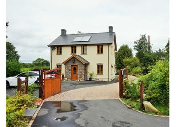 Thumbnail 4 bed detached house for sale in Old Village Centre, Cenarth