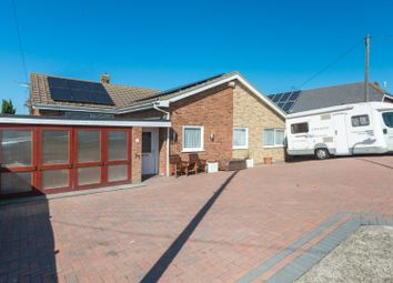 Thumbnail 4 bed detached bungalow for sale in Cliff View Road, Cliffsend, Ramsgate