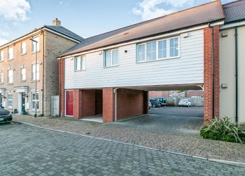 Thumbnail 2 bed property for sale in Jubilee Crescent, Needham Market, Ipswich