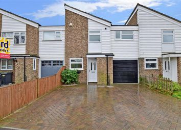 Thumbnail 4 bed link-detached house for sale in Keats Road, Larkfield, Aylesford, Kent