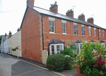 Thumbnail 2 bed end terrace house for sale in Newtown, Sidmouth
