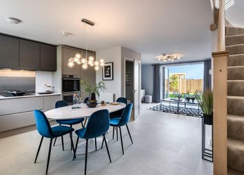 """Thumbnail 3 bed semi-detached house for sale in """"The Queensbridge"""" at Heath Lane, Earl Shilton, Leicester"""