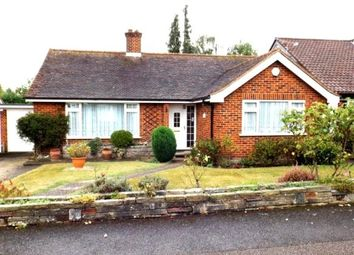 Thumbnail 2 bed detached bungalow for sale in Lynceley Grange, Epping, Essex
