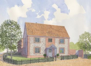 Thumbnail 3 bed semi-detached house for sale in The Close, Brancaster Staithe, King's Lynn