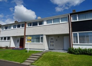 Thumbnail 3 bed terraced house to rent in Windward Road, East Kilbride, Glasgow