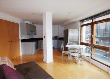 Thumbnail 1 bedroom flat to rent in Dock Street, Leeds