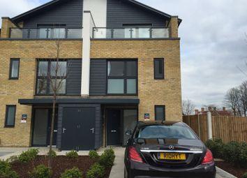 Thumbnail 3 bedroom semi-detached house to rent in Huntingdon Drive, Harold Wood