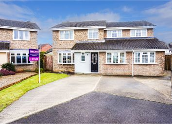 Thumbnail 5 bed detached house for sale in Bramham Chase, Newton Aycliffe