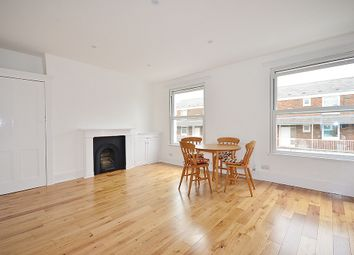 Thumbnail 3 bed flat to rent in Hornsey Road, Upper Holloway, London