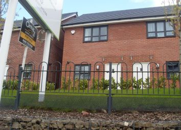 Thumbnail 2 bed town house for sale in Bugle Close, The Point, New Broughton