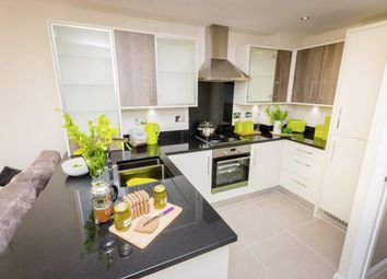 "Thumbnail 4 bed semi-detached house for sale in ""Helmsley"" at Lytham Road, Warton, Preston"