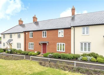 Thumbnail 3 bed terraced house for sale in Lyme Close, Axminster, Devon