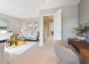 Thumbnail 3 bed town house for sale in Jubilee Meadows, Felcott Road, Hersham, Surrey