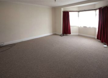 Thumbnail 1 bed flat to rent in Sylvia Gardens, Wembley