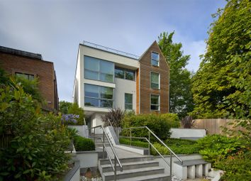 Thumbnail 3 bed flat for sale in West Heath Road, Hampstead