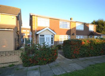 Thumbnail 3 bed semi-detached house for sale in Errington Close, Grays