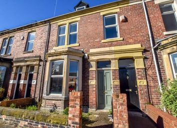 Thumbnail 1 bed flat for sale in Mundella Terrace, Newcastle Upon Tyne, Tyne And Wear