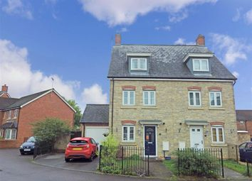 Thumbnail 4 bed town house for sale in Henlow Drive Kingsway, Quedgeley, Gloucester