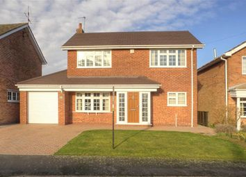 Thumbnail 4 bed property for sale in Saxon Way, Caistor, Market Rasen