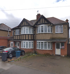 Thumbnail 3 bed semi-detached house to rent in Rayners Lane, Harrow