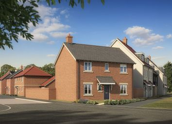 "Thumbnail 4 bed detached house for sale in ""The Muirfield"" at Picket Twenty, Andover"