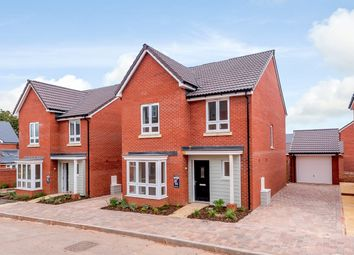 Thumbnail 4 bed detached house for sale in Bloor Homes @ Pinhoe, Pinncourt Lane, Pinhoe, Exeter
