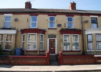 Thumbnail 4 bed terraced house to rent in Borrowdale Road, Wavertree, Liverpool